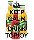 Topjoy Сок натуральный 250 ml 100% (апельсин,манго,яблоко), фото 2