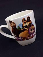 Чашка детская Маша и медведь
