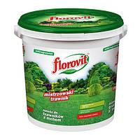 Florovit для газонов пораженных мхом, 8 кг