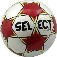 Мяч Select Campo -4 бело красный
