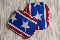 Муфты для коляски (американский флаг)