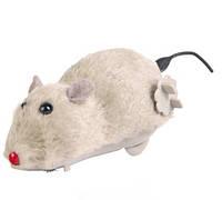 Игрушка для кошек Trixie Мышь заводная механическая