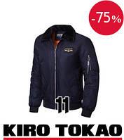 Куртка весна-осень из Японии мужская Kiro Tokao