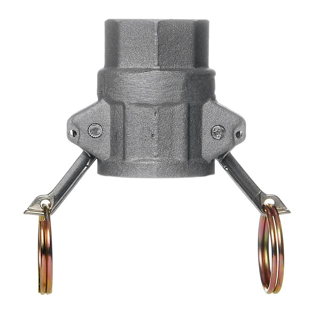 Алюминиевый БРС Camlock (камлок) Тип D