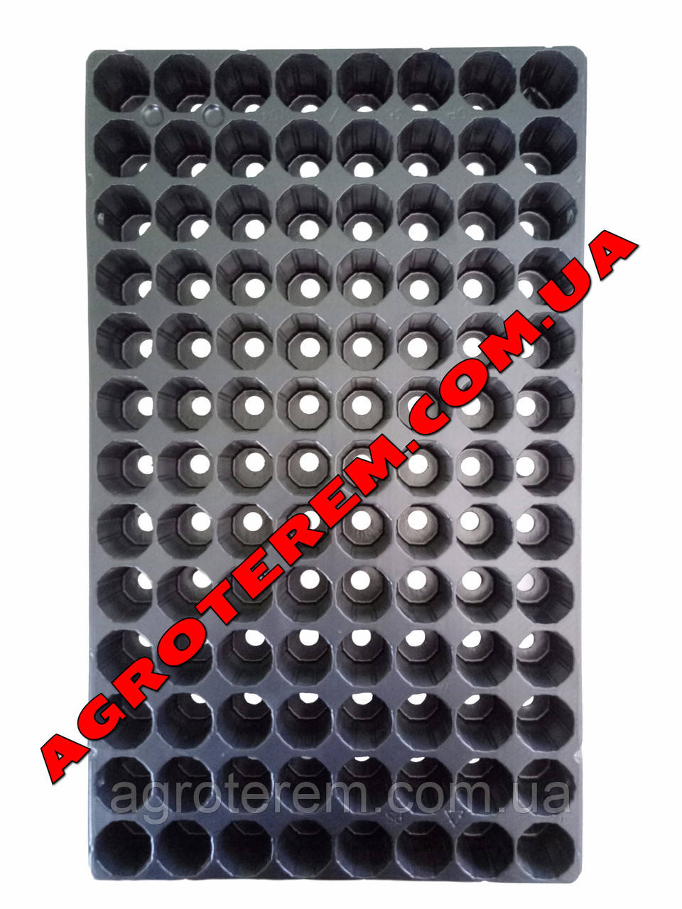 Кассеты для рассады Польша 104 ячеек,размер 315х525 мм,толщина стенки 0,55 мм