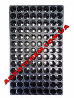 Кассеты для рассады Польша 104 ячеек,размер 32х52 см,толщина стенки 0,50 мм