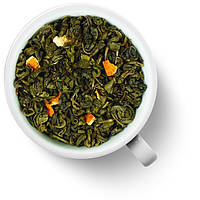 Чай зеленый с добавками Лимонник Ганпаудер 500 гр