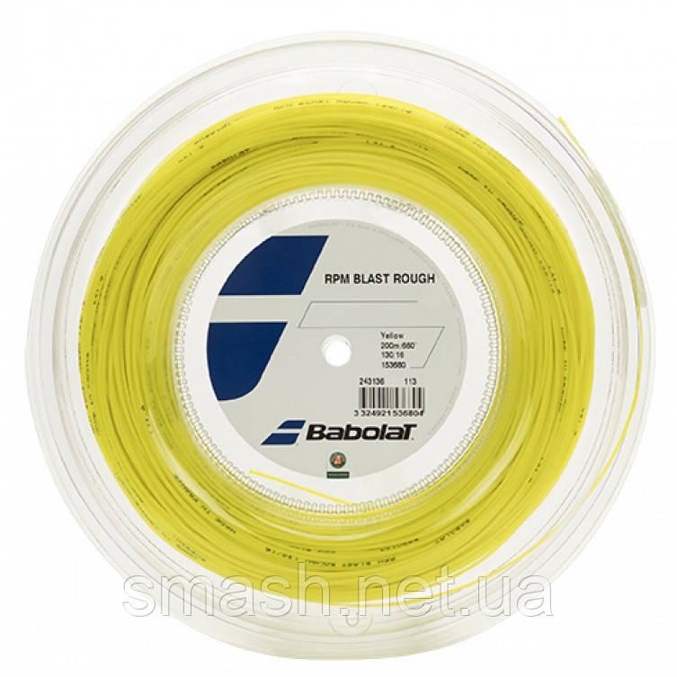 Струны для тенниса BABOLAT RPM BLAST ROUGH 200M - Smash.net.ua в Ровно