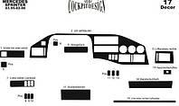 Накладки на панель Мерседес Спринтер / Mercedes Sprinter 1995-2000