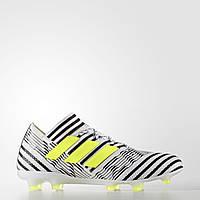 Футбольные бутсы adidas Nemeziz 17.1 FG (Артикул: BB6075)