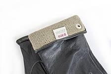 Женские кожаные перчатки Вязка W15-160061, фото 3