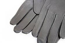 Женские кожаные перчатки КРОЛИК СЕНСОРНЫЕ Средние W15-160064s2, фото 3