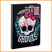 Набор детской декоративной косметики в чехле для планшета Monster High Ghouls makeup Tablet