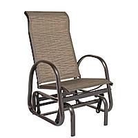 Садовое кресло-качалка Montreal из текстилена