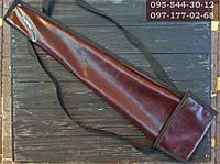Шампур плоский с деревянной ручкой, 60 см