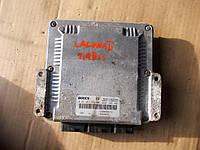 Блок управления двигателем 1.9DCI rn Renault Laguna II 2000-2007