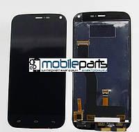 Оригинальный дисплей (Модуль) + Сенсор (Тачскрин) для FLY IQ459 (Черный)