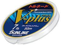 Флюорокарбон Sunline V-Plus 50м #1.0/0.165мм 2кг