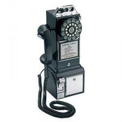 Телефон настенный в ретро стиле 47 см