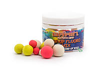 Бойлы Brain плав.Pop-Up Fluo Mix 12-14-16мм 40г