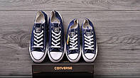 Крутые кеды Converse All Star Blue