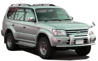 Toyota Land Cruiser 90 Prado