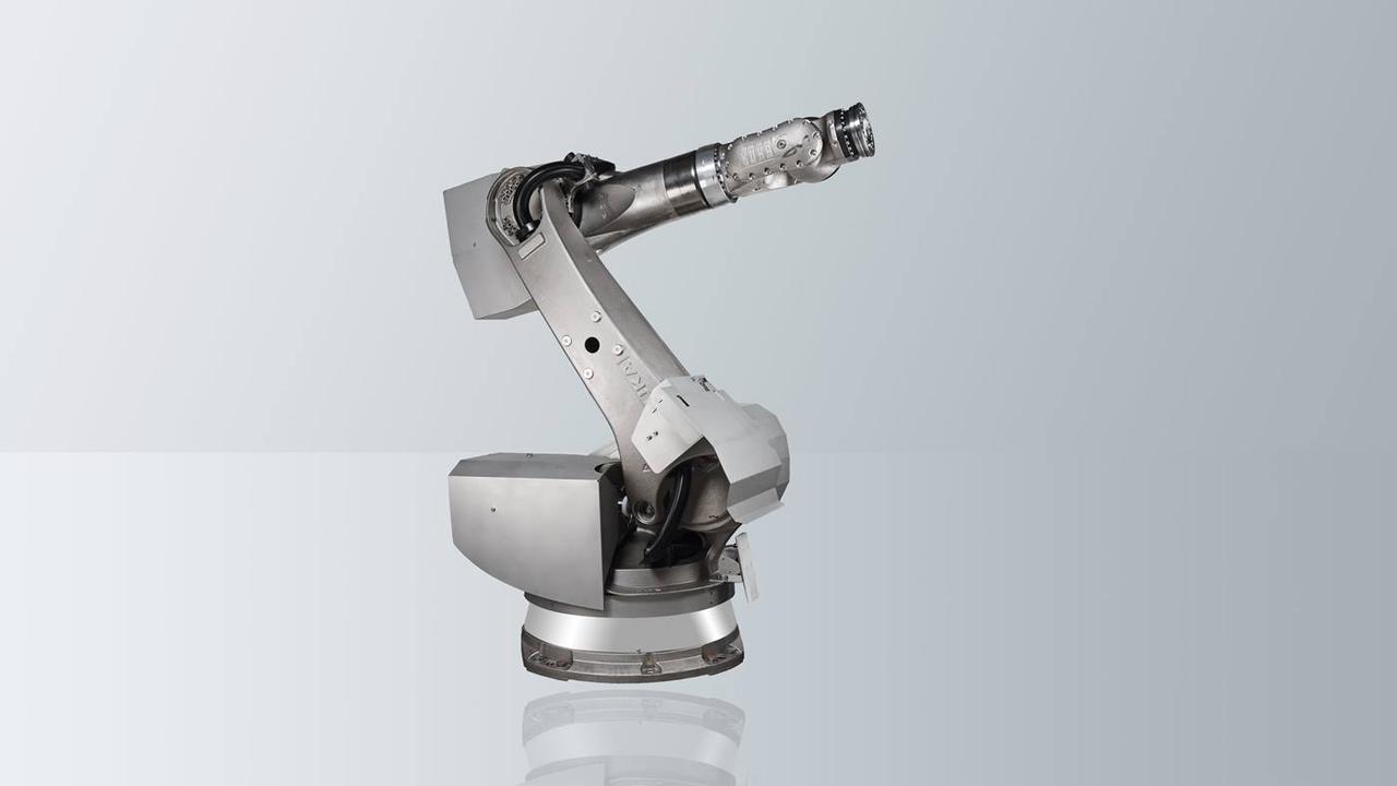 Робот KUKA KR 210-2 F exclusive