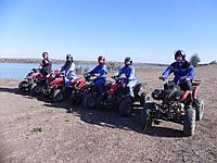 Туры на квадроциклах в Одессе.