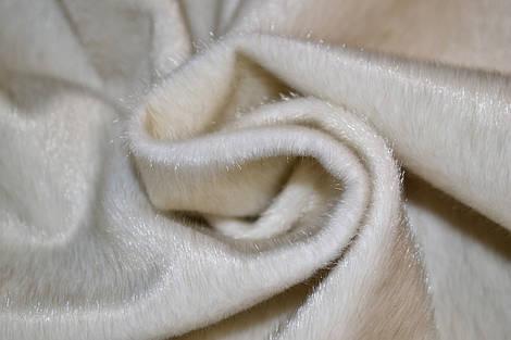 Искусственный мех нерпа свело бежевый (молочный)  продажа, цена в ... 5d1528f4ee1