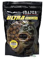 Бойлы Traper Ultra Boilies протеиновые 0,5кг 16мм Vanilla
