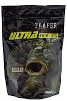 Бойлы Traper Ultra Boilies протеиновые 1кг 16мм Chocolate