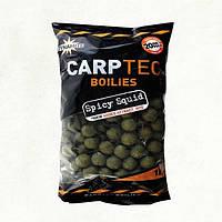 Бойлы Dynamite Baits CarpTec Spicy Squid 20мм 2кг
