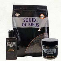 Бойлы Dynamite Baits Hi-Attract Squid & Octopus 10мм 1кг