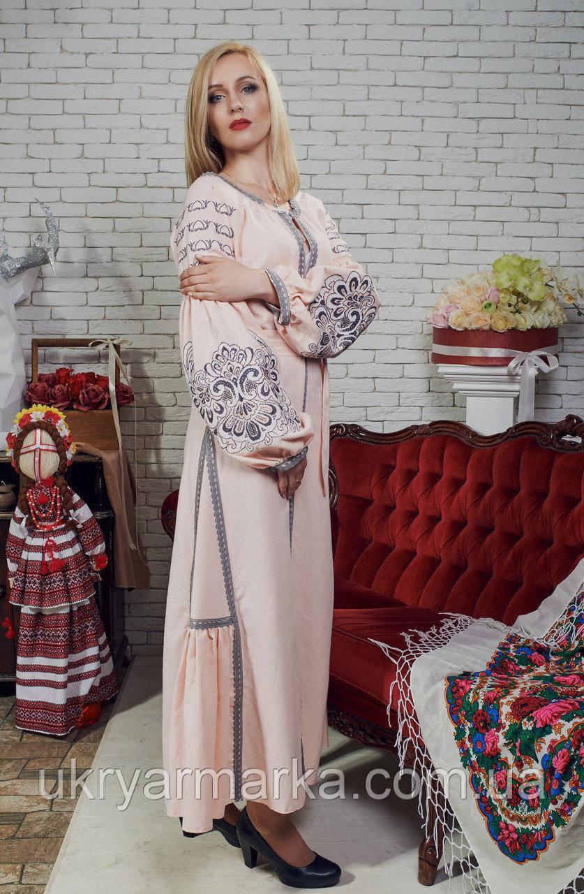 """Вишита сукня """"Таїсія"""". Українська вишиванка з Коломиї."""
