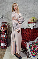 """Вишита сукня """"Таїсія"""". Українська вишиванка з Коломиї., фото 1"""