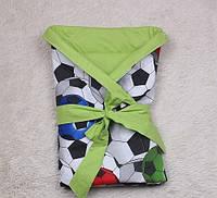 Демисезонный конверт для новорожденных Smile (футболист)