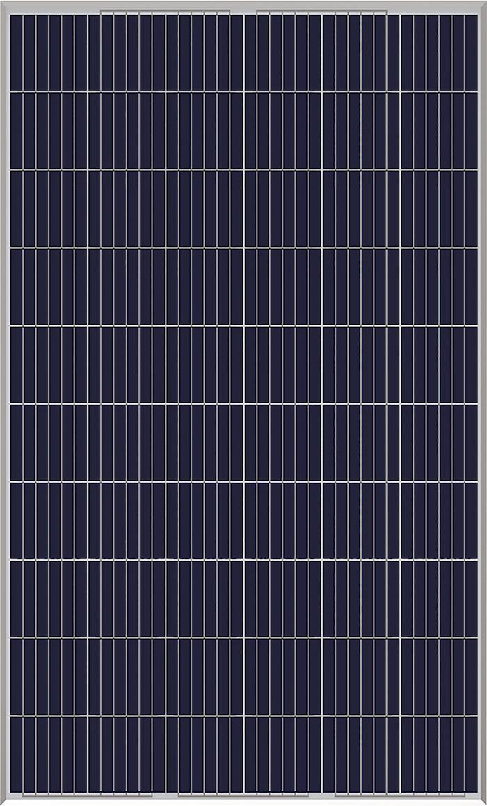 Солнечная батарея Yingli Solar YL260P-29B, 260 Вт (поликристалл)
