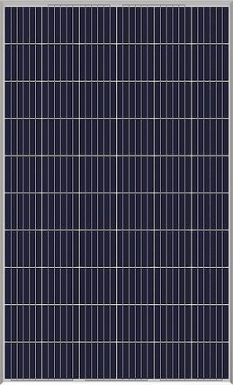 Солнечная батарея Yingli Solar YL260P-29B, 260 Вт (поликристалл), фото 2