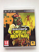 Видео Игра Red Dead Redemption: undead nightmare (PS3