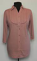 Женская рубашка больших размеров оптом  JH - 831, фото 1