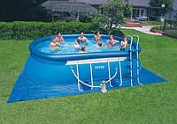 Надувні вироби, каркасні та надувні басейни.