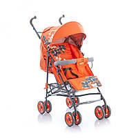 Коляска-трость Geoby D208R- (R4TO оранжевая)