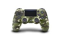Контроллер геймпад Sony Dualshock 4 Green Camo V2 (PS4)