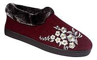 """Тапочки зимние женские """"TS Shoes"""""""