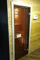 Термо Двери ÁRBOL THERMO для саун прозрачные (800*2000)