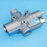 Перекидной клапан Hyva 3 DHMС (кабельное управление)