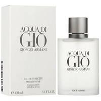 Мужская туалетная вода Armani Acqua di Gio pour homme