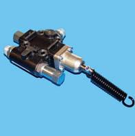 Перекидной клапан Hyva механический 40л