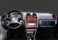 Накладки на панель Фольцваген Кадди / Volkswagen Caddy