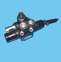 Перекидной клапан Hyva механический 80л